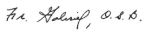 Gabe signature