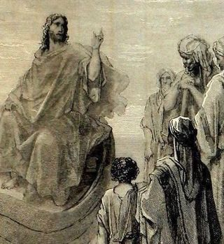 Gustave Dore, Jesus Preaching At The Sea Of Galilee 1882