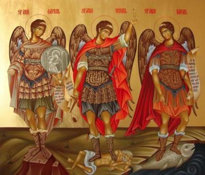 Icon archiangels