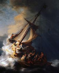 Rembrandt_TheStormOnTheSeaofGalilee
